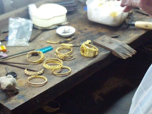 Jewelry Manufacturing